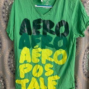 Aeropostale T shirt & shorts